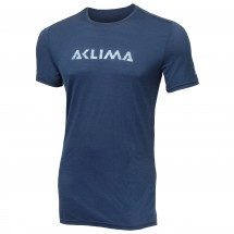 Aclima - LW T-Shirt Logo - Merino base layer