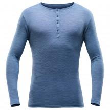 Devold - Hessa Button Shirt - Merinoundertøy