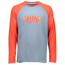 Mons Royale - Coreshot Raglan L/S Slant - Underkläder merinoull