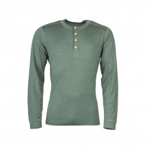 Northern Playground - Longsleeve Organic Wool and Silk - Merino base layer