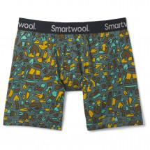 Smartwool - Merino 150 Print Boxer Brief Boxed - Merinounterwäsche