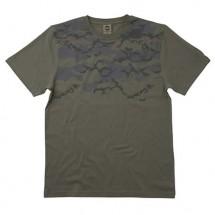 Moon Climbing - Camo Print - T-Shirt