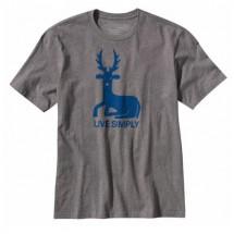 Patagonia - Men's Live Simply Deer T-Shirt