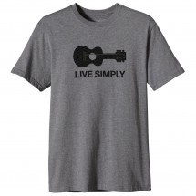 Patagonia - Men's Live Simply Guitar T-Shirt