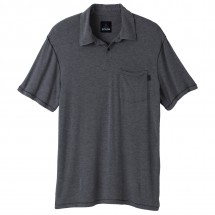 Prana - Crosshatch Polo - T-Shirt