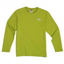 The North Face - Men's L/S Classic Logo Tee - Longsleeve