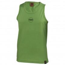 Moon Climbing - Oversized Logo Print Vest - Shirt