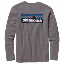 Patagonia - L/S P-6 Logo T-Shirt - Long-sleeve