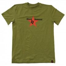 Black Diamond - Red Star Tee - T-Shirt