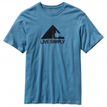 Patagonia - Live Simply Thumbs Up - T-Shirt