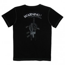 Lost Arrow - Warning T - T-Shirt