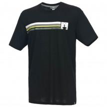 Smartwool - S/S Logo Stripe Tee - T-Shirt