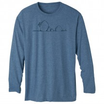 Prana - Heathered Performance LS - Longsleeve