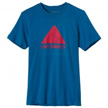 Patagonia - Live Simply Backcountry T-Shirt - T-Shirt