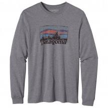 Patagonia - L/S Vintage '73 Logo T-Shirt - Longsleeve