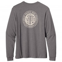 Patagonia - L/S GPIW Equipment T-Shirt - Longsleeve