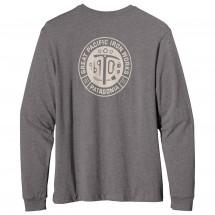 Patagonia - L/S GPIW Equipment T-Shirt - Longsleeve