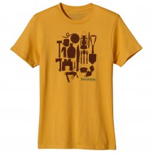 Patagonia - Live Simply Camping T-Shirt - T-Shirt