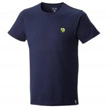 Mountain Hardwear - MHW Logo S/S T - T-paidat