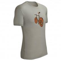 Icebreaker - Tech T Lite Logbike - T-Shirt