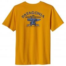 Patagonia - Patagonia Anvil Logo T-Shirt