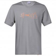 Bergans - Exit Wool Tee - T-paidat