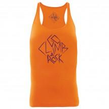 Red Chili - Carlos Ripp Go Climb A Rock - Tank
