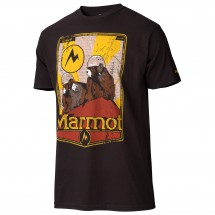 Marmot - Toppers Tee Ss - T-paidat