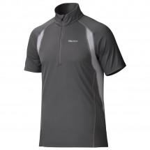 Marmot - Interval 1/2 Zip Ss - T-shirt