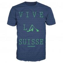 Alprausch - Fritz Vive La Suisse - T-shirt
