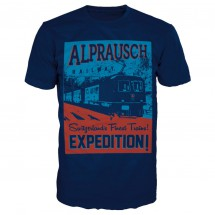 Alprausch - Fritz SBB - T-shirt