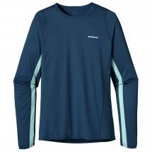 Patagonia - LS Fore Runner Shirt - T-shirt de running