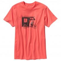 Patagonia - Live Simply Trailer T-Shirt