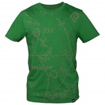 Black Diamond - Map Tee - T-paidat