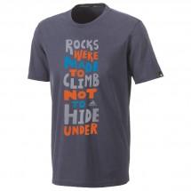 adidas - ED Slogan Tee - T-Shirt