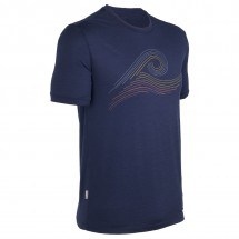 Icebreaker - Tech T Lite SS Wave - T-Shirt