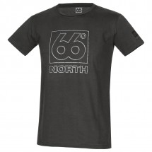66 North - Logn T-Shirt Open Box - T-paidat