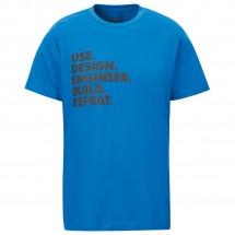 Black Diamond - SS U.D.E.B. Stacked Tee - T-shirt