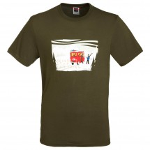 The North Face - SS Never Stop Exploring Series Tee