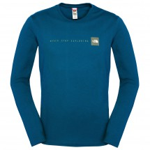 The North Face - LS Nse Tee - Longsleeve