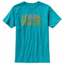 Patagonia - Beachtown Sign T-Shirt - T-shirt