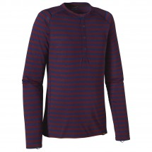 Patagonia - Merino 2 Lightweight Henley - Manches longues