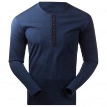 Bergans - Henley Wool Shirt - Maglia a manica lunga