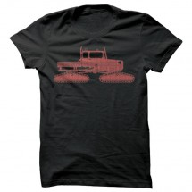 Spacecraft - Snowcat Tee - T-Shirt