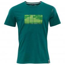 Chillaz - T-Shirt Mountain Silhouette
