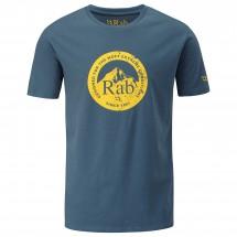 Rab - Graphic Tee Peak Badge - T-shirt
