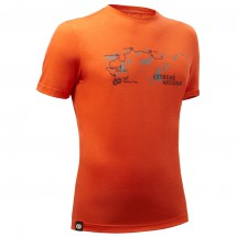 Rewoolution - Skyrun - T-shirt