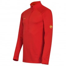 Mammut - Whymper Zip Pull - Manches longues