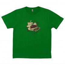 Cafe Kraft - Kaffee & Kuchen Shirt - T-Shirt