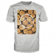 Alprausch - Edwin Holzpflock - T-Shirt